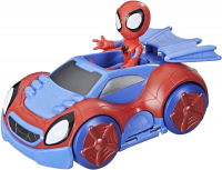 Wholesalers of Spiderman Amazing Friends 2 In 1 Web Crawler toys image 3