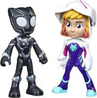 Wholesalers of Spiderman Amazing Friends Ghost And Black Panther toys image 2