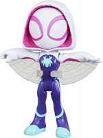 Wholesalers of Spiderman Amazing Friends Ghost Spider Figure toys image 2