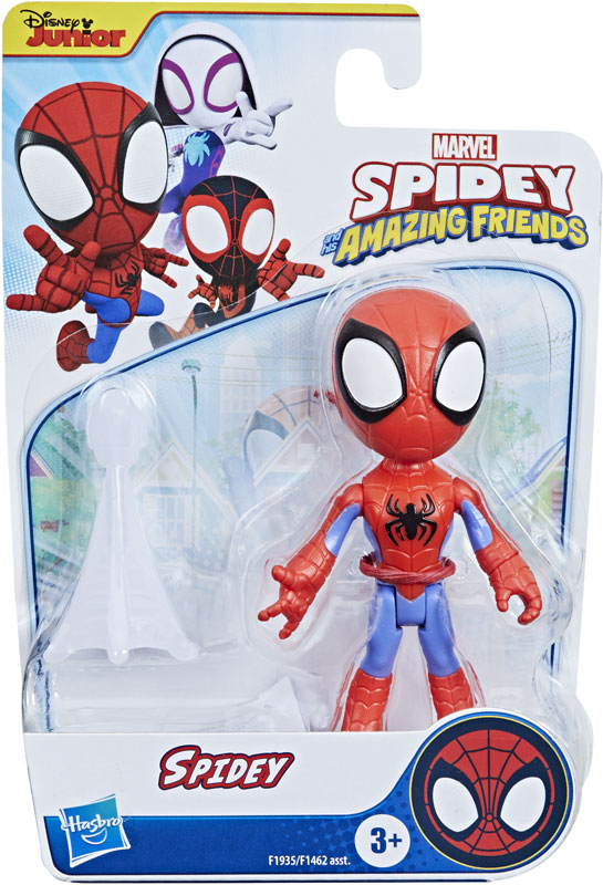 Wholesalers of Spiderman Amazing Friends Spidey Figure toys