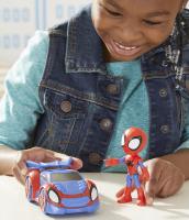 Wholesalers of Spiderman Amazing Friends Spidey Web Crawler toys image 4