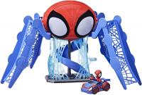 Wholesalers of Spiderman Amazing Friends Webquarters toys image 2