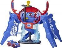 Wholesalers of Spiderman Amazing Friends Webquarters toys image 3