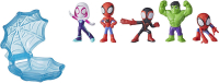 Wholesalers of Spidey Amazing Friends Webs Up Minis toys image 3