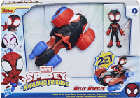 Wholesalers of Spiderman And Friends 2 In 1 Techno Racer toys image