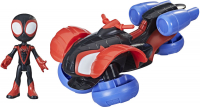 Wholesalers of Spidey Amazing Friends 2 In 1 Techno Racer toys image 2