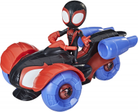 Wholesalers of Spidey Amazing Friends 2 In 1 Techno Racer toys image 3