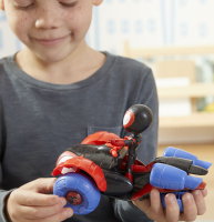 Wholesalers of Spidey Amazing Friends 2 In 1 Techno Racer toys image 4
