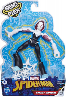 Wholesalers of Spiderman Bend And Flex Ghost Spider toys image