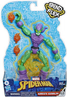 Wholesalers of Spiderman Bend And Flex Green Goblin toys image
