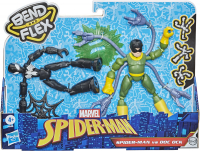 Wholesalers of Spiderman Bend And Flex Spider Man Vs Doc Ock toys image