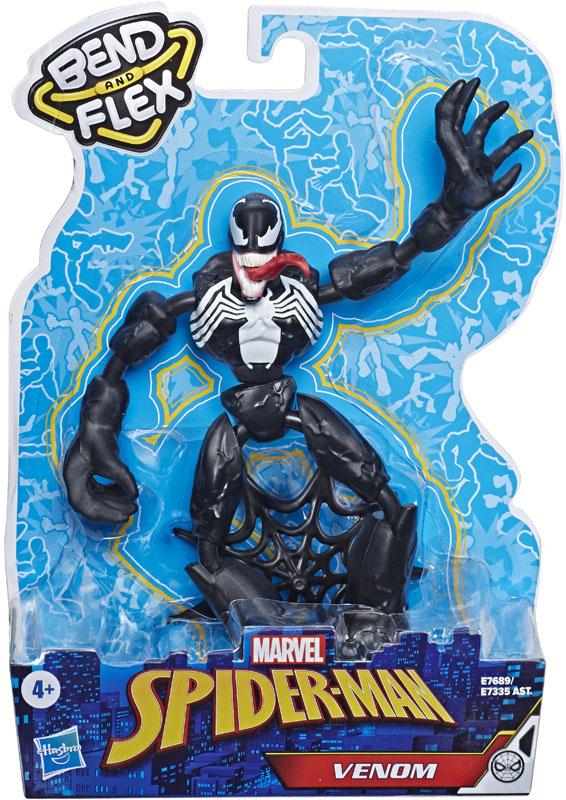 Wholesalers of Spiderman Bend And Flex Venom toys