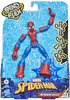 Wholesalers of Spiderman Bend And Flex toys image