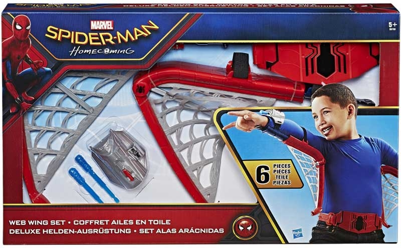 Wholesalers of Spiderman Home-coming Hero Role Play Set toys