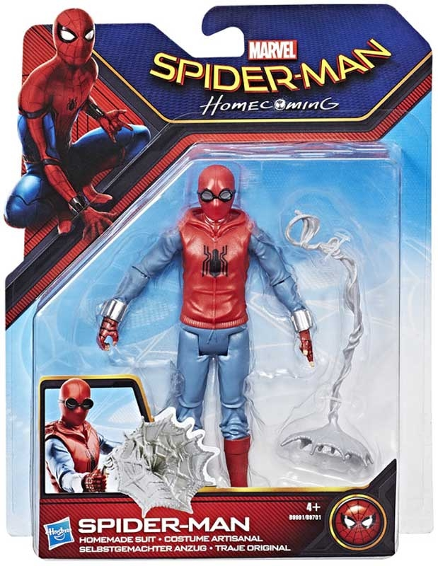 Wholesalers of Spiderman Home-coming Web City Figure Asst toys