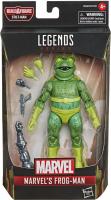Wholesalers of Spiderman Legends Frogman toys image