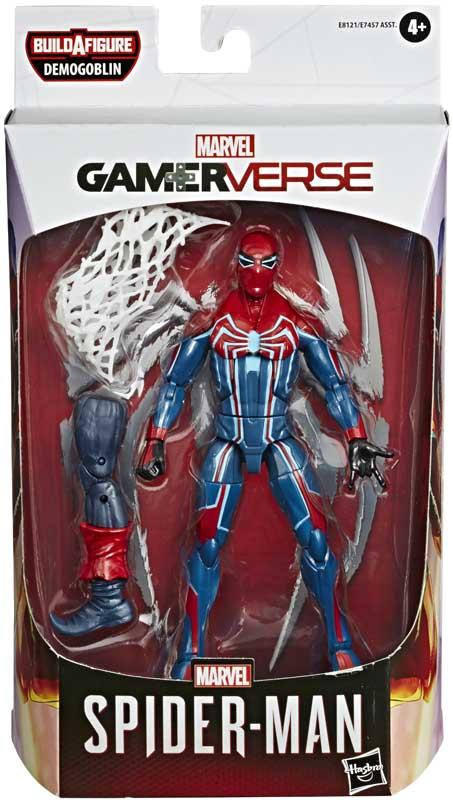 Wholesalers of Spiderman Legends Gamerverse Spiderman toys