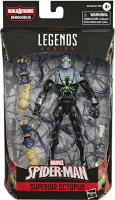 Wholesalers of Spiderman Legends Superior Octopus toys Tmb