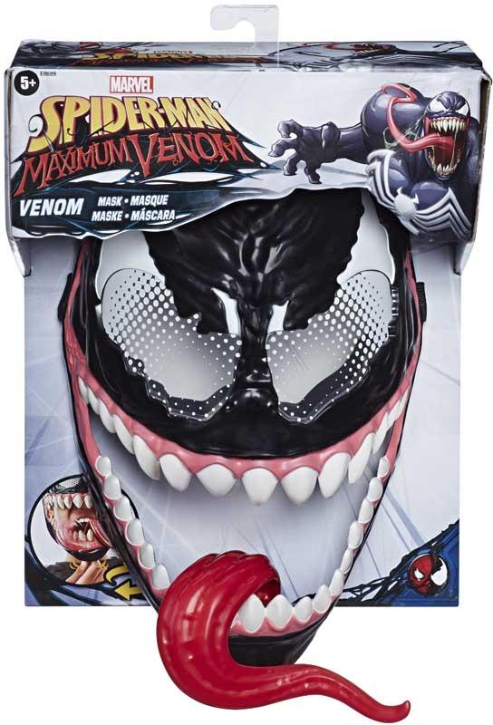 Wholesalers of Spiderman Maximum Venom Mask toys