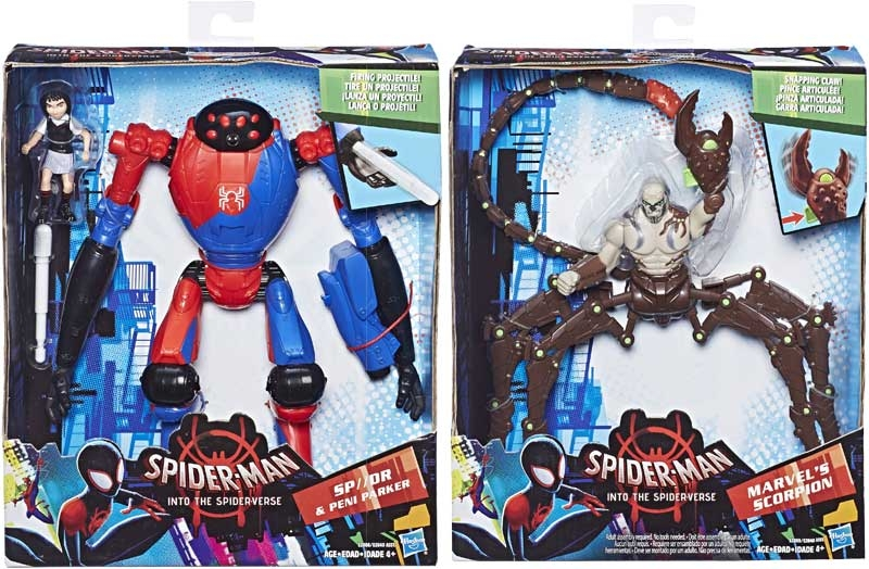Wholesalers of Spiderman Movie Battle Packs Ast toys