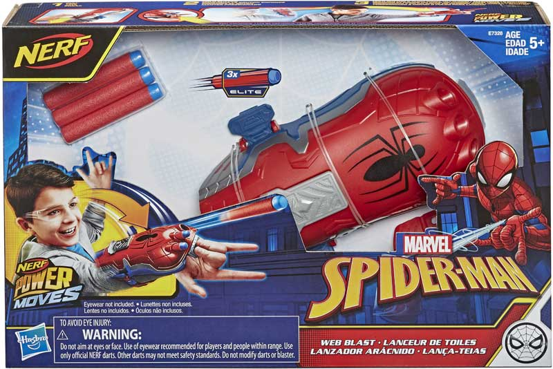 Wholesalers of Spiderman Power Moves Role Play toys