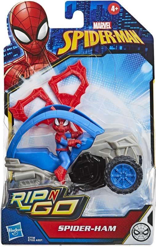 Wholesalers of Spiderman Rip N Go Ast toys