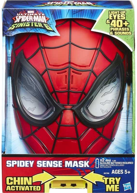 Wholesalers of Spiderman Spidey Sense Mask toys
