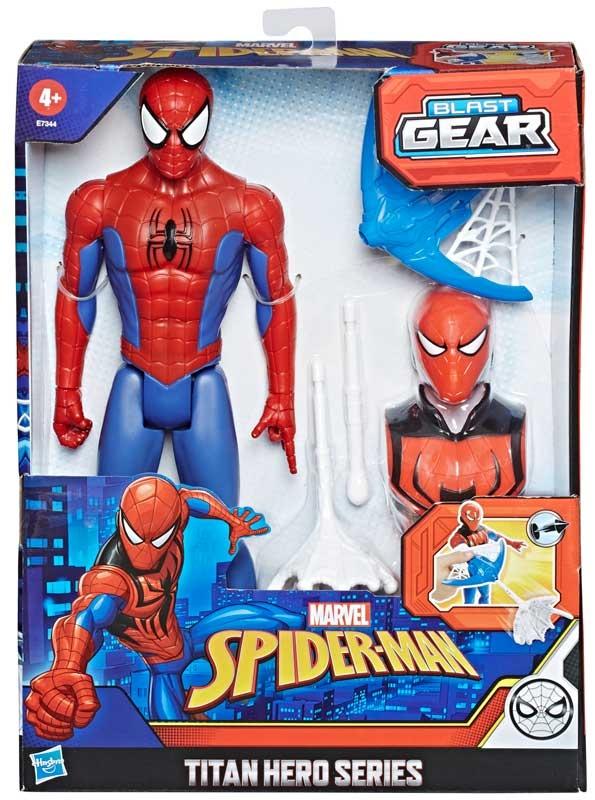 Wholesalers of Spiderman Titan Hero Blast Gear toys