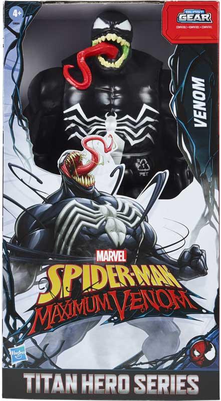 Wholesalers of Spiderman Titan Hero Max Venom toys