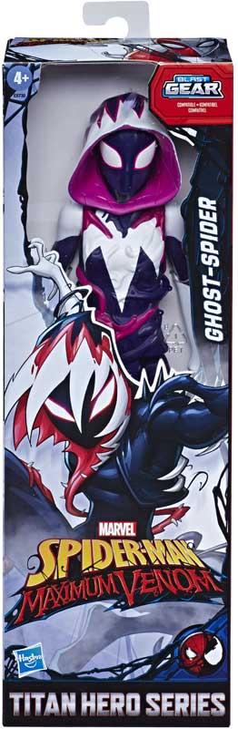 Wholesalers of Spiderman Titan Hero Maximum Venom Asst toys
