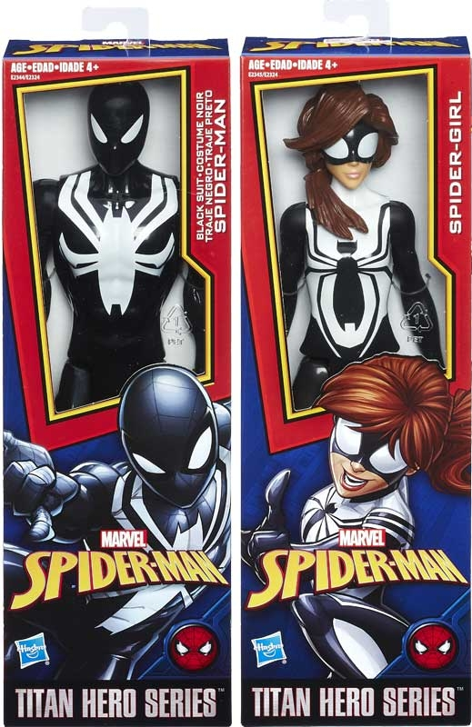 Wholesalers of Spiderman Titan Hero Series Web Warriors toys