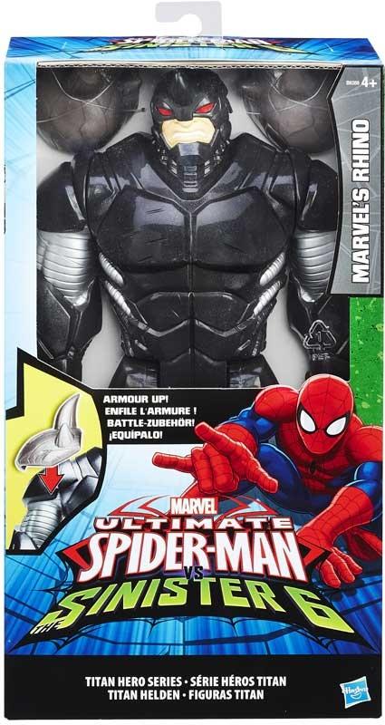 Wholesalers of Spiderman Titan Hero Series With Gear toys