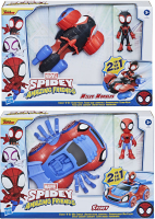 Wholesalers of Spidey Amazing Friends Featured Vehicle Asst toys image