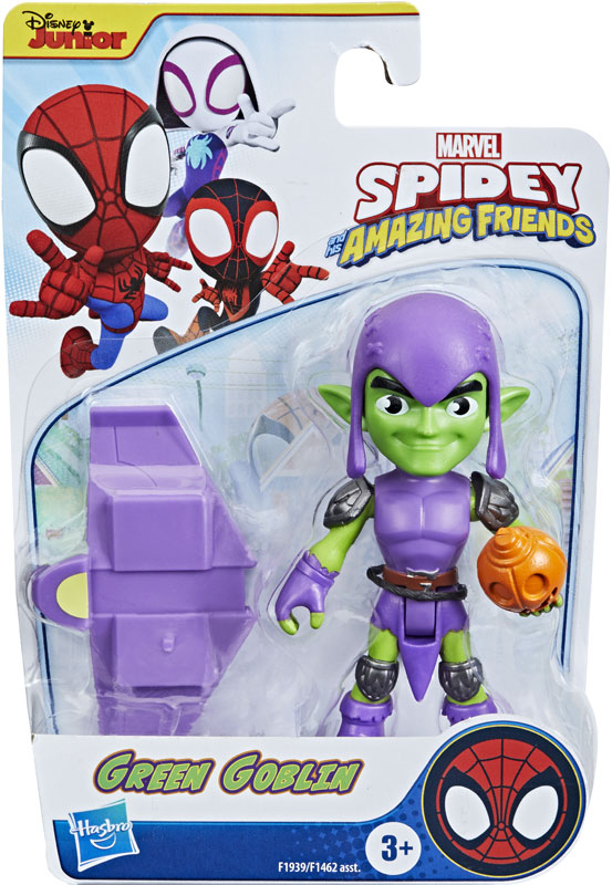 Wholesalers of Spidey And His Amazing Friends Green Goblin Figure toys
