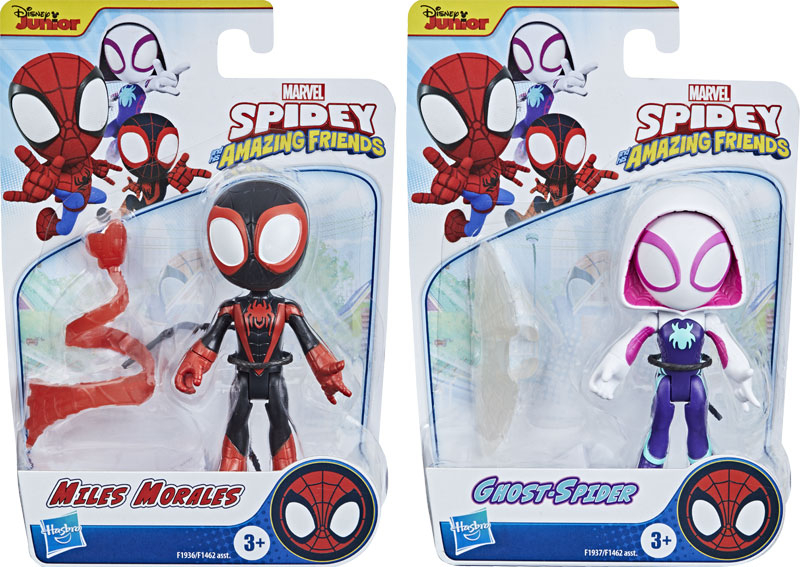 Wholesalers of Spidey And His Amazing Friends Hero Figure Ast toys