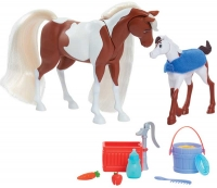 Wholesalers of Spirit - Feed And Nuzzle Mother And Foal toys image 2