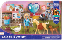 Wholesalers of Spirit Abigails Vet Set toys image