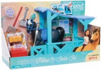 Wholesalers of Spirit Classic Horse And Stable Set toys image
