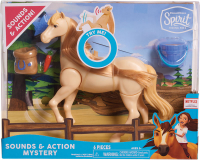 Wholesalers of Spirit Classic Sound And Action Horse - Mystery toys image