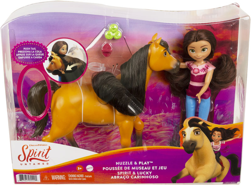 Wholesalers of Spirit Feature Horse toys