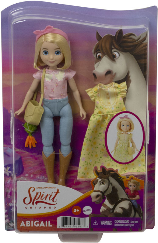 Wholesalers of Spirit Happy Trails Abigail Doll & Fashions toys