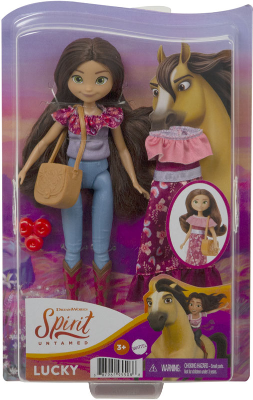 Wholesalers of Spirit Happy Trails Lucky Doll & Fashions toys