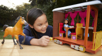 Wholesalers of Spirit Luckys Train Home toys image 4