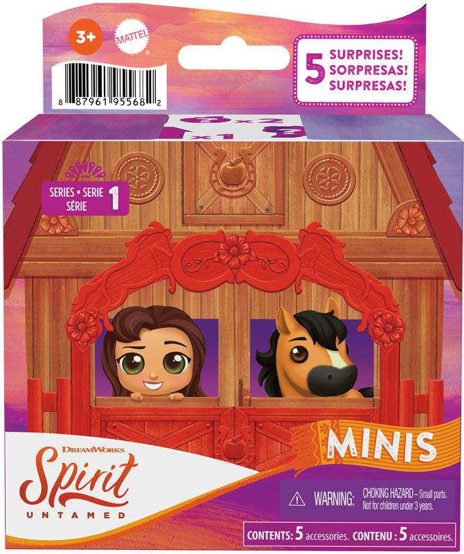 Wholesalers of Spirit Precious Ponies & Friends Asst toys