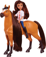 Wholesalers of Spirit Small Doll & Horse - Lucky & Spirit toys image 2