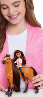 Wholesalers of Spirit Small Doll & Horse - Lucky & Spirit toys image 4