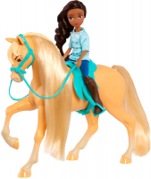 Wholesalers of Spirit Small Doll & Horse - Pru & Chica Linda toys image 2
