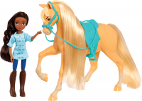 Wholesalers of Spirit Small Doll & Horse - Pru & Chica Linda toys image 3