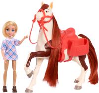 Wholesalers of Spirit Small Doll & Horse- Abigail & Boomerang toys image 3