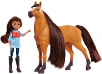 Wholesalers of Spirit Small Doll And Classic Horse Asst toys image 2